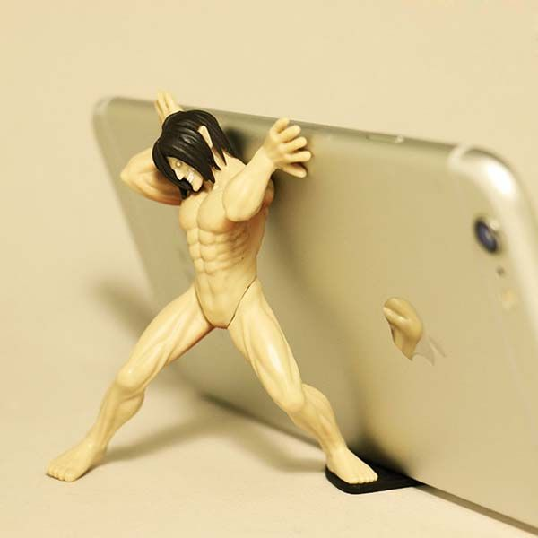 Attack on Titan Inspired Phone Stand