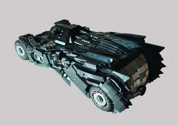 Batman: Arkham Knight Batmobile LEGO Set