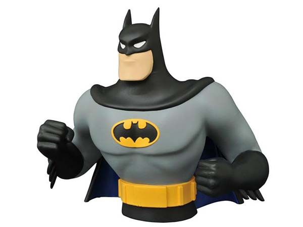 Batman The Animated Series Bust Money Bank