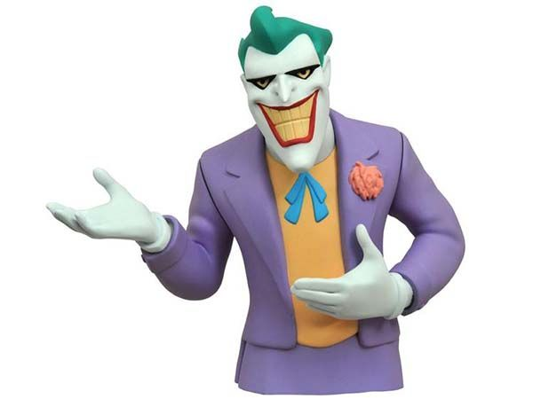 Batman The Animated Series Bust Money Bank - Joker