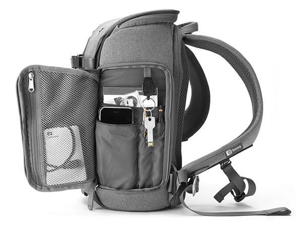 Booq Slimpack Compact DSLR Camera Backpack | Gadgetsin
