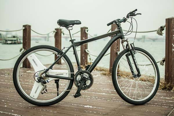 Centinel Smart Electric Bicycle Wheel Turns Your Bike into eBike