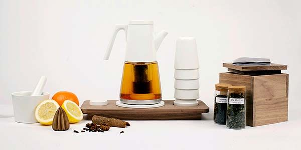 Chai Tea Infusion Series