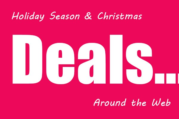 Christmas Deals Around the Web 2015