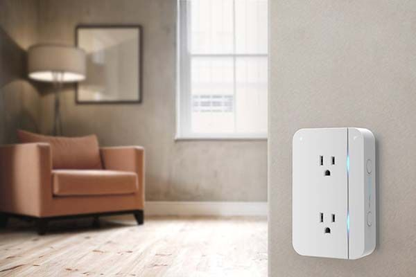 ConnectSense Smart Plug with Apple HomeKit