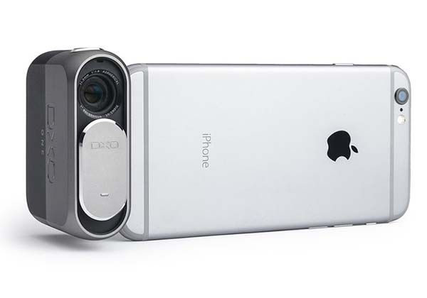 DxO ONE Ultra Compact Camera for iPhone and iPad