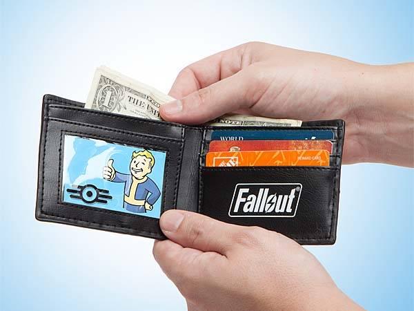 Fallout 4 Vault 111 Bifold Wallet