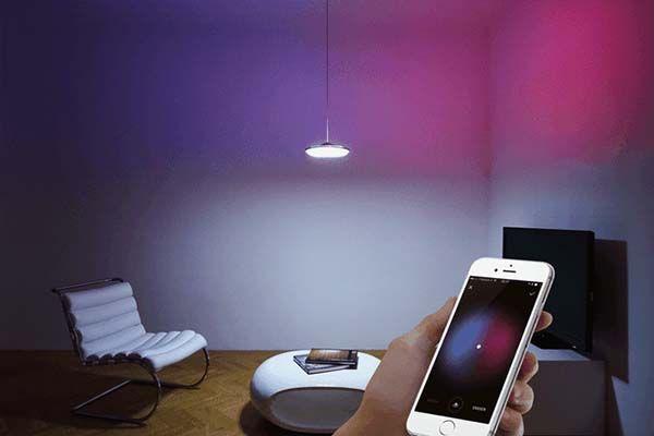 Fluxo Smart Pendant Lamp