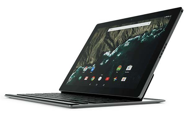 Google Pixel C Android Tablet with Detachable Full-Size Keyboard