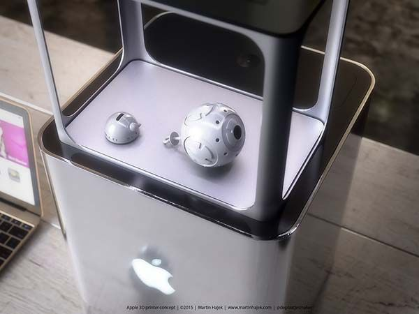 If Apple Made 3D Printer