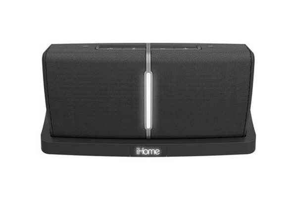 iHome iBT11 Portable Bluetooth Stereo Speaker