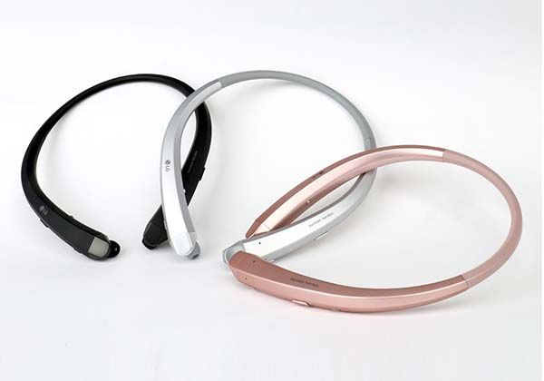 LG Tone Infinim HBS-910 Bluetooth Headphones