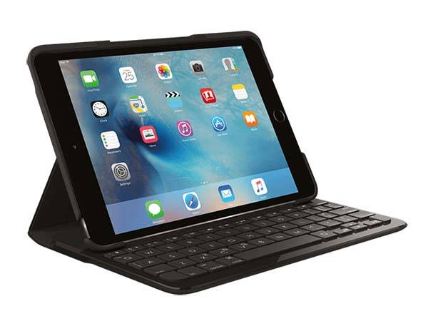 Logitech Focus iPad Mini 4 Keyboard Case