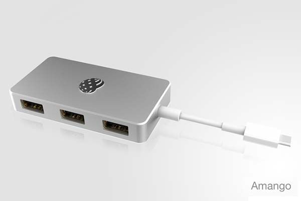 OLink Fast Charging USB-C Hub for MacBook