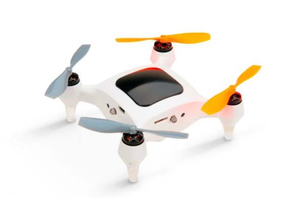 ONAGOfly Palm-Sized Flying Drone with Video Camera and Auto Follow
