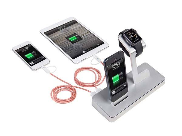 Power Station Stage Charging Station for iPhone and Apple Watch