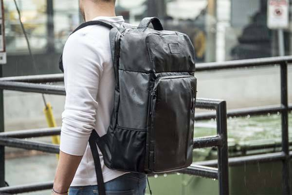 ProGo Backpack with Removable Shelf and Bluetooth Tracker