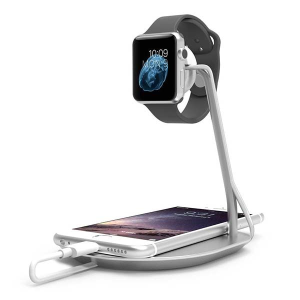 PureGear Dock Apple Watch Charging Stand