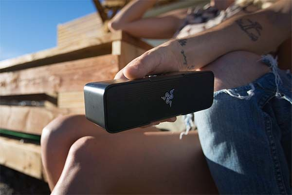 Razer Leviathan Mini Portable Bluetooth Speaker