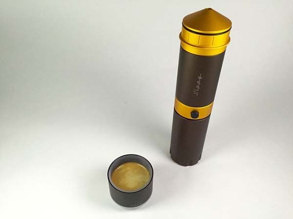 Sippy Portable Espresso Maker