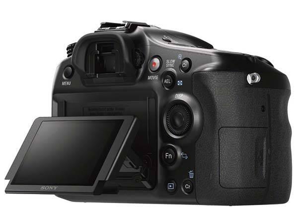 Sony Alpha a68 DSLR Camera