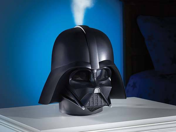 Star Wars Darth Vader Ultrasonic Humidifier