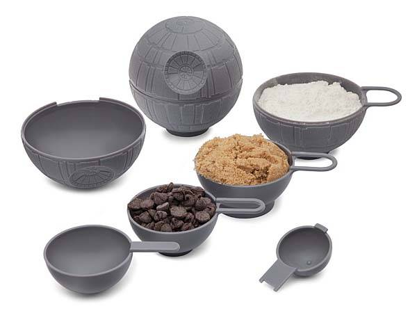 Star Wars Death Star Measuring Cups