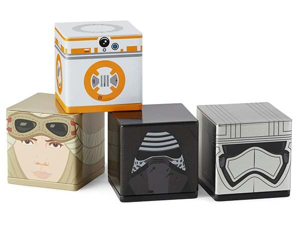 Star Wars The Force Awakens Characters Cubeez Containers