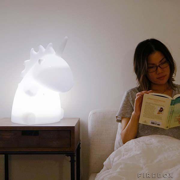 Giant Unicorn LED Light