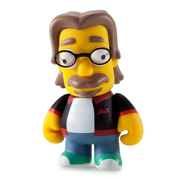 The Simpsons 25th Anniversary Collectible Mini Figure Series