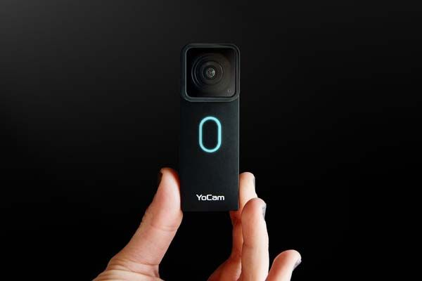 YoCam Ultra Compact Waterproof Action Camera