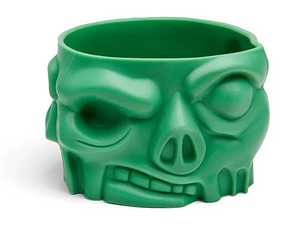 Zombie Baking Cups Let You Make Zombie Themed Cupcakes