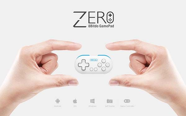 8Bitdo Zero Portable Bluetooth Game Controller
