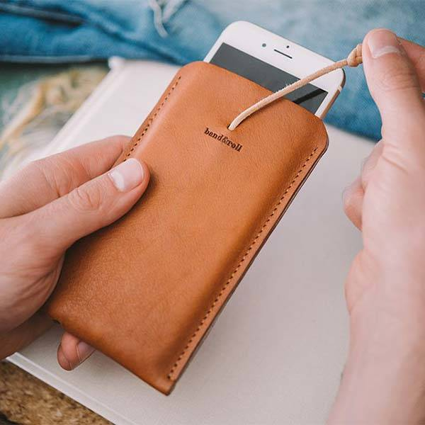 Band&Roll iPhone 6s/ 6s Plus Leather Case