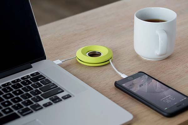 BlueLounge Cableyoyo Earbud Cable Management