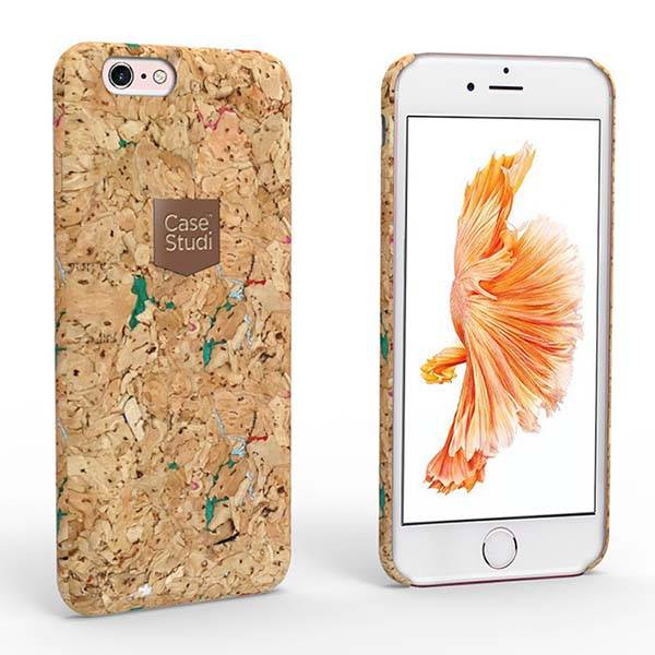 CaseStudi UltraSlim Corkwood iPhone 6s/ 6s Plus Case