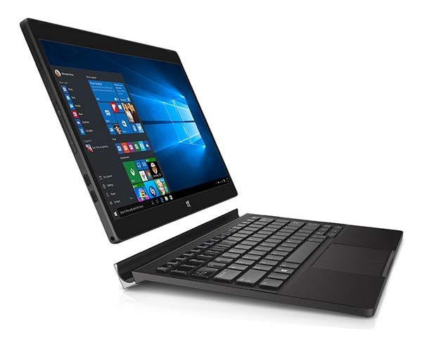 dell xps 12 2 in 1 laptop boasts detachable 4k ultra hd. Black Bedroom Furniture Sets. Home Design Ideas