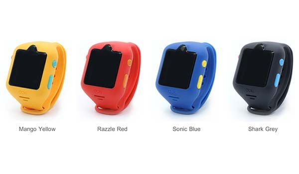 dokiWatch Smartwatch for Kids with Built-in Phone, GPS Locator and Fitness Tracker