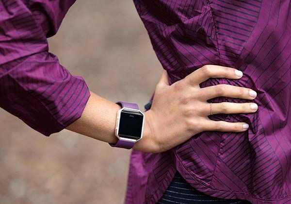 Fitbit Blaze Smartwatch with Fitness Tracker