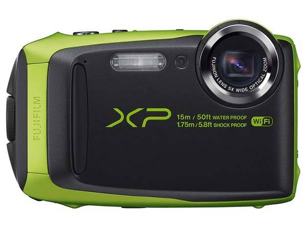 Fujifilm FinePix XP90 Waterproof Camera