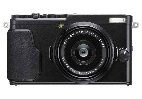 Fujifilm X70 Fixed Lens Compact Camera