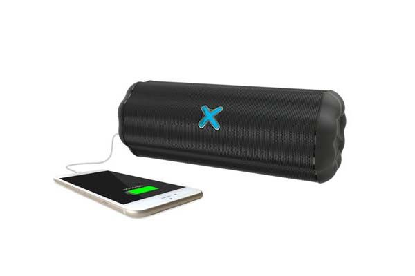 iHome iX360 NFC Enabled Portable Bluetooth Speaker