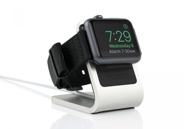 Incipio Aluminum Apple Watch Dock
