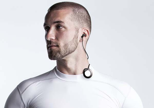 Misfit Specter Smart Wireless Headphones with Fitness Tracker