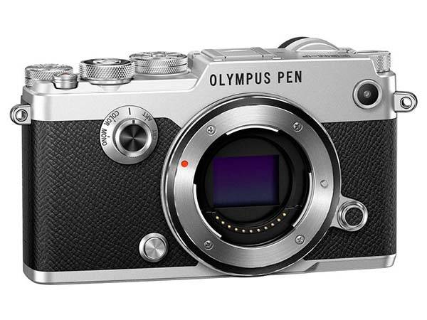 Olympus PEN-F Interchangeable Lens Mirrorless Camera