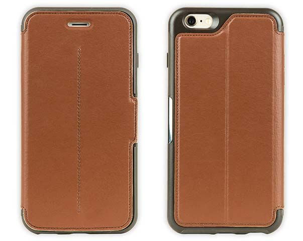 OtterBox Strada Series iPhone 6s/ 6s Plus Leather Case