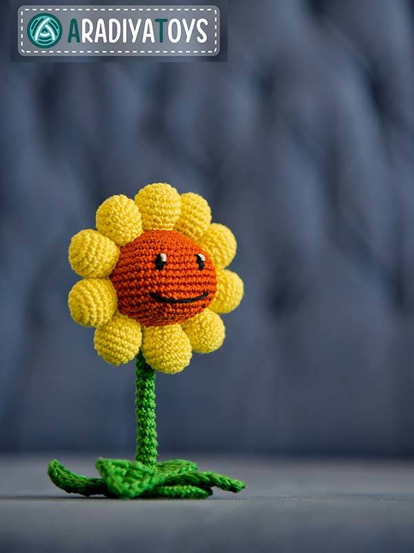 Crochet Plants Vs Zombies Patterns : ... go on for the Plants vs Zombies crochet patterns. They will help you