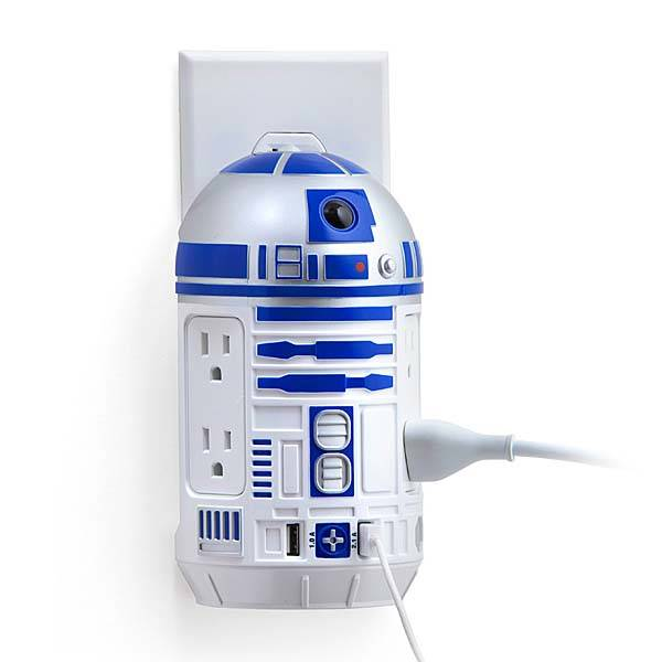 Star Wars R2-D2 AC / USB Power Station