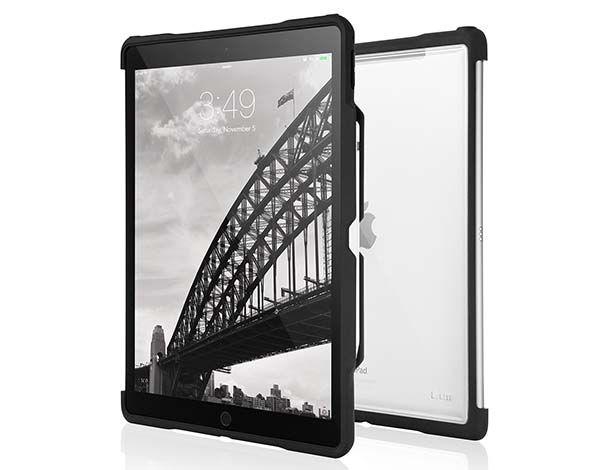 STM DUX iPad Pro Case with Apple Pencil Holder