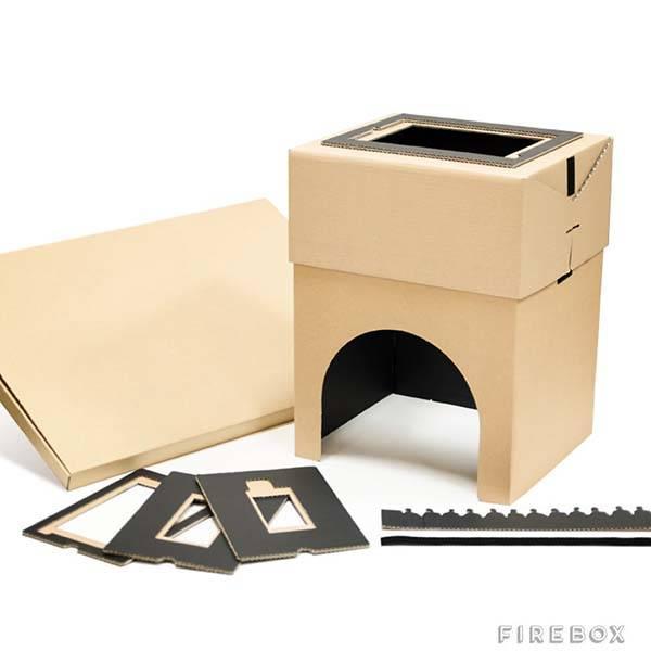 Cardboard Home Cinema